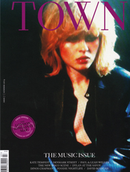 Town Magazine cover Summer 2014