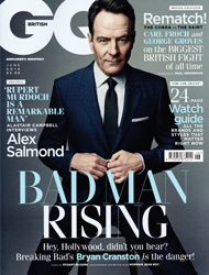Cover of GQ, June 2014