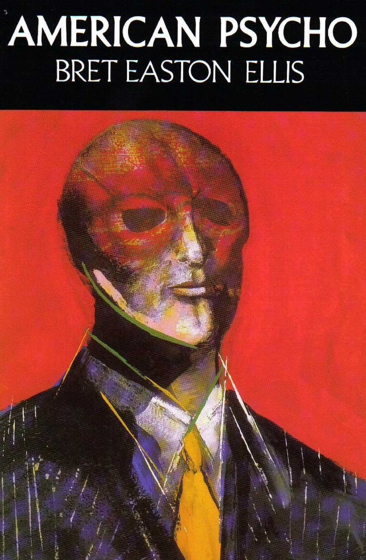 Image result for american psycho original book cover